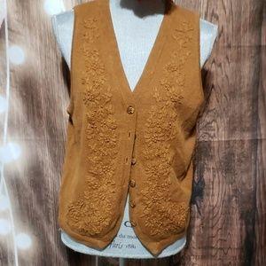 Requirements vest